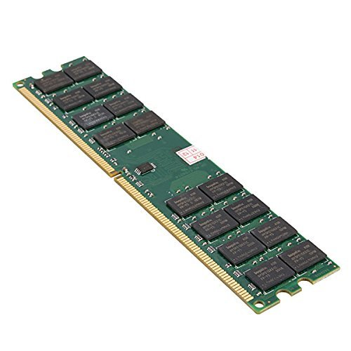 4 GB DDR2 800 MHz PC2–6400 240 Pins Desktop PC Memory AMD Motherboard