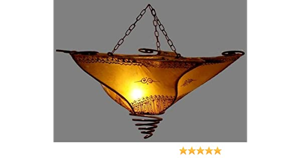 Ceiling Moroccan Henna L& Shade - Star - Yellow Di 40CM Amazon.co.uk Lighting  sc 1 st  Amazon UK & Ceiling Moroccan Henna Lamp Shade - Star - Yellow Di 40CM: Amazon ... azcodes.com