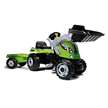Simba Dickie Smoby 19.305.803.676,9 cm Farmer Loader Ride on Tractor (XL)