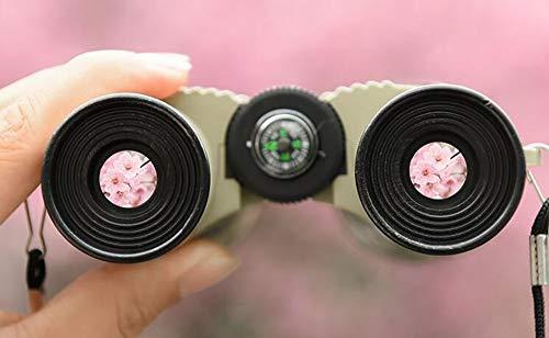 Mzxi Handheld 4-Fach Lupe Hd Optische Glaslinse Grünes Kunststoffmaterial Militärgrün Für...