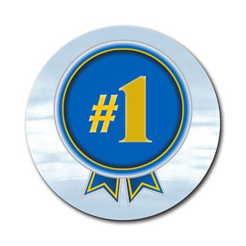 1Award Maus Pad (Blue Ribbon Award)