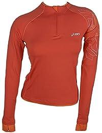 Asics Donna Abbigliamento Felpa it Amazon EqtF4E
