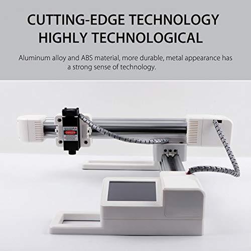 Máquina talladora Kit DIY Grabador láser Grabadora