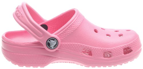 Crocs Classic Kids, Sabots Mixte Enfant Rose (Pink Lemonade)
