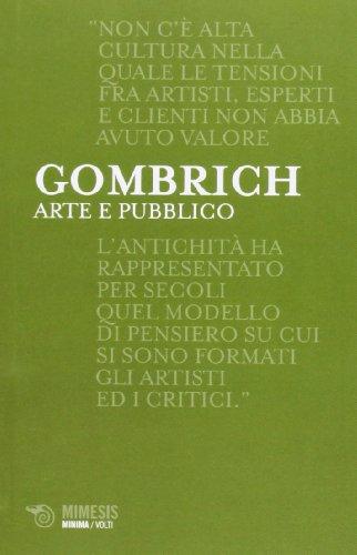 Arte e pubblico. Artisti, esperti, clienti
