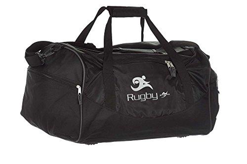 Tasche Team QS70 schwarz Rugby