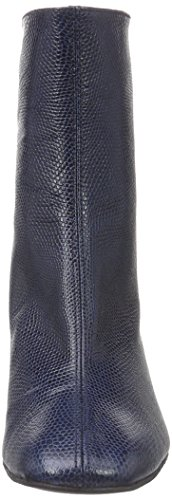 Paco Gil Damen P3085 Kurzschaft Stiefel Blau (Bali)