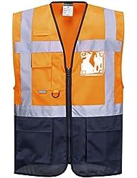 Portwest Hi Vis Executive / Manager Vest / Safetywear