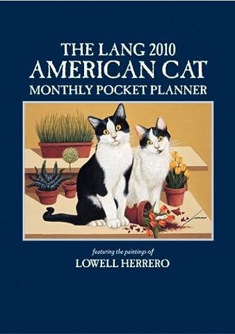 American Cat - Pocket 2010 Pocket Calendar