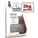 Sanabelle Katzenfutter (Bosch) 10 + 2 kg gratis! 12 kg Urinary Omega 3 und Omega 6 SUPER Angebote NUR JETZT !