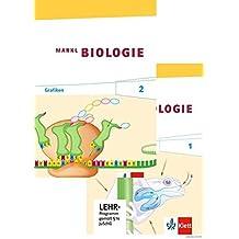 Markl Biologie. Grafik-CD-ROM-Paket  5.-10. Schuljahr