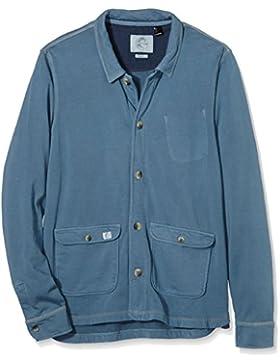 O'Neill LM O'Riginals Worked Sweat - Sudadera para hombre, color azul, talla M