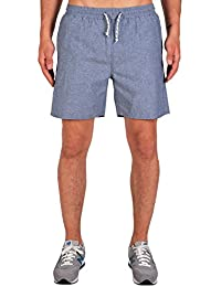 Iriedaily Short Easy Chambray Grey