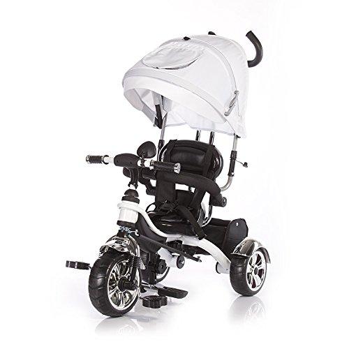 Chipolino trkmo0161wh Move blanco triciclo