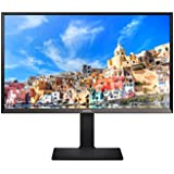 Samsung S27D850T 27-Inch WQHD Monitor (Black) - (16:9, 1000:1, 350 cd/m², 2560 x 1440, 5 ms, HDMI/DisplayPort)