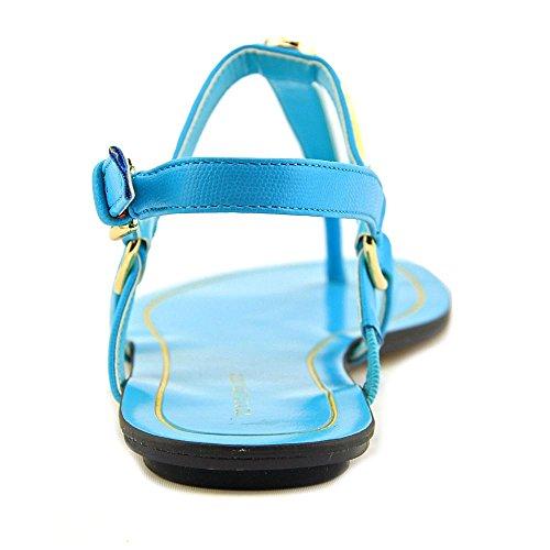 2 Offener Tommy Blue Light Spitze Damen Hilfiger Sandale Darcie Leder Slingback wSSxqIBE