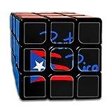 Nicegift Puerto Rico 3x3 Smooth Speed Magic Rubiks Cube Magic Cube...