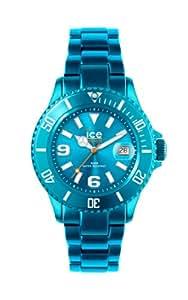 ICE-Watch - Montre Mixte - Quartz Analogique - Ice-Alu - Turquoise - Unisex - Cadran Turquoise - Bracelet Aluminium Turquoise - AL.TE.U.A.12