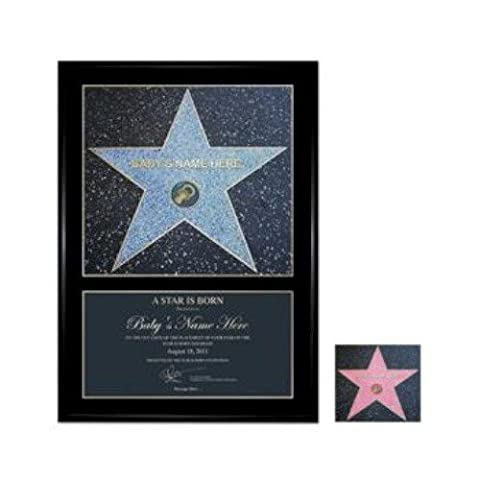 A Star Is Born Award Personalised A Star is Born Award