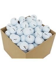 Second Chance Wilson - Lote de 100 pelotas de golf de colores (grado A, recuperadas)