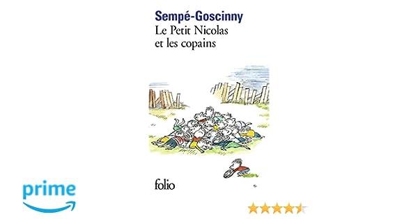 Le petit Nicolas et les copains (Folio, Band 4): Amazon.de ...