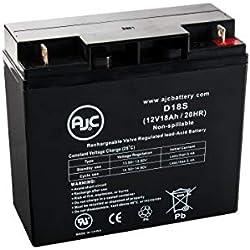 Batterie Leoch LP12-20 12V 18Ah UPS - Ce Produit est Un Article de Remplacement de la Marque AJC®