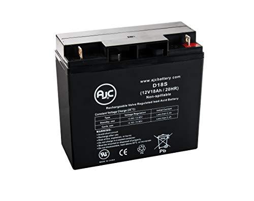 Batterie Exide PowerWare 50-N18L-A-LM 12V 18Ah Acide scellé de Plomb - Ce Produit est Un Article de Remplacement de la Marque AJC®