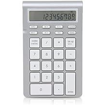 Satechi Teclado numérico inteligente e inalámbrico con Bluetooth para iMac, MacBook Air, MacBook Pro, MacBook, y Mac Mini