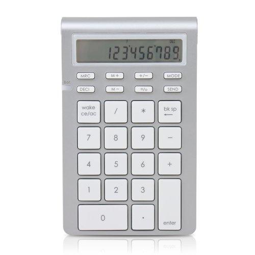 SATECHI Keypad Calculadora Bluetooth Inalámbrica