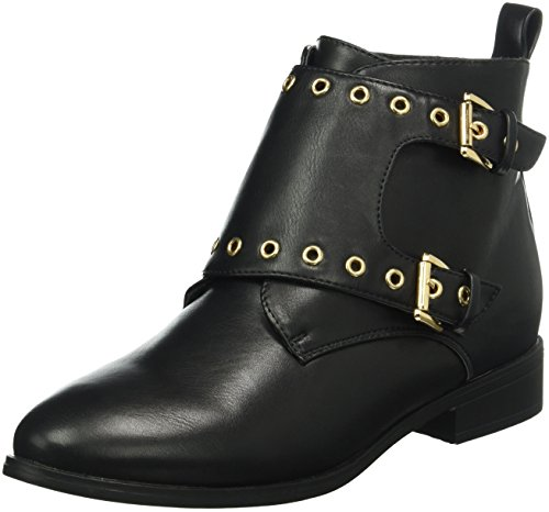 Another Pair of Shoes Adae1, Stivaletti Donna Nero (Black01)
