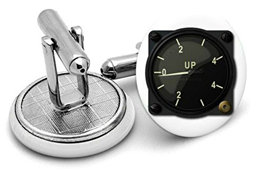 Spitfire Aircraft cadrans Instruments, mariage, boutons de manchette, Groomsmen personnalisé Boutons de manchette de mariage, idée de cadeau - Livré d