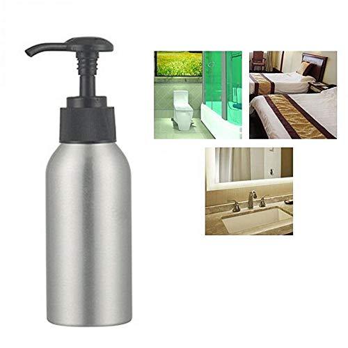 ZUOLUO Shampoo Pumpbehälter Pump Bottle Lotion Pump Press Bottles Für Zuhause Und Reisen Nachfüllpumpenlotion Leeren Pump Bottle Dispenser 40/50/100ml 100ml -