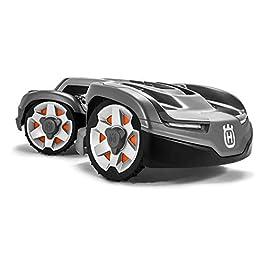 Husqvarna Automower 435X AWD 967853312 Robot Tondeuse Électrique sans fil Mulching, Roues Motrices Coupe 22 cm