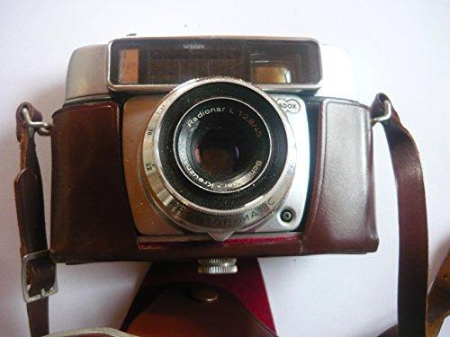 Schneider - Kreuznach Kamera - Adox - Prontor - Matic- Mit Bereitschaftstasche Made in Germany