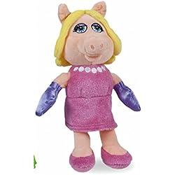 Peluche Muppets Cerdita MISS PEGGY soft 20 cms …