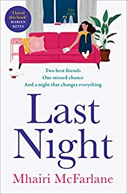 Last Night: The best romcom of 2021: romantic, heart-breaking and laugh-out-loud funny (English Edition)