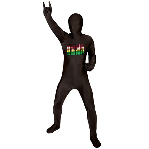 Morphsuits KPGPL - Raver Kinder Kostüm, 137-152 cm, Größe ()