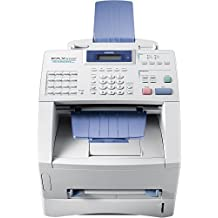 Brother FAX-8360P Laser-Faxgerät, weiß