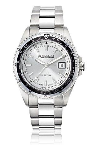 Montre Hommes Philip Watch sans - Affichage  bracelet   et Cadran  R8253597021