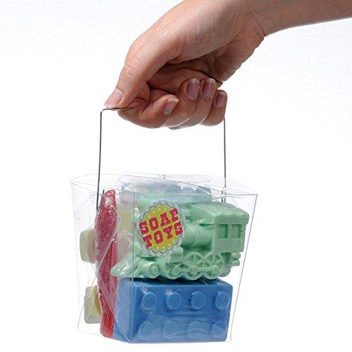 Preisvergleich Produktbild Seifen Toy Box: Latika Spielzeugkiste- Handgemachte in den USA, Gefärbt wird nur mit natürlichen Kräutern und Tönen. ca.340 gr