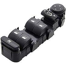 Botonera Elevalunas C4 Maestro Elevalunas Interruptor Para C4 2004-2010 6554.HA 6554HA