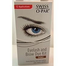 Swiss-o-Par, Tinta per ciglia e sopracciglia, Marrone (braun)