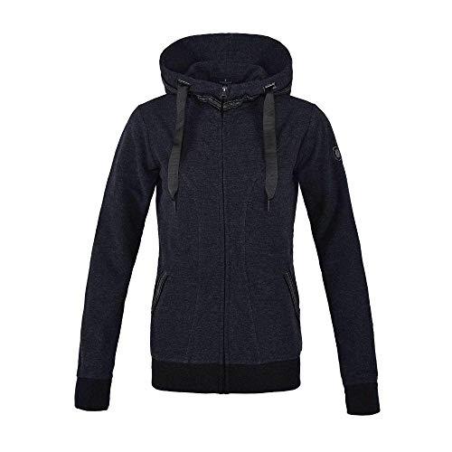 Kingsland Hoonah Ladies Sweatshirt Charcoal Melange/Medium