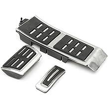 GOZAR Gas Combustible Freno Reposapiés Pedal Cap Para Audi A4 S4 B8 S4 Rs4 Q5 A5