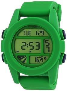 Nixon Herren-Armbanduhr Digital Plastik A197875-00