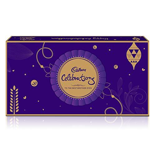 Cadbury Raksha Bandhan Digitally Augmented Assorted Chocolate Gift Box -...