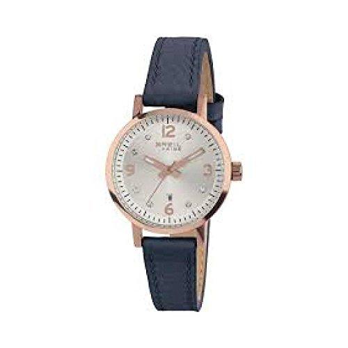 Juste le temps montre femme avec bracelet bleu Breil EW0316