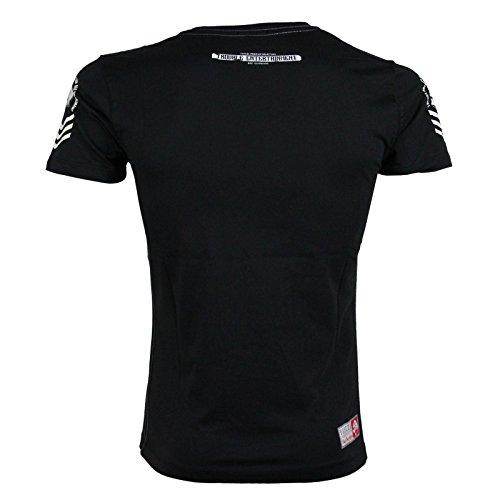 Yakuza Premium T-Shirt 2213 Schwarz