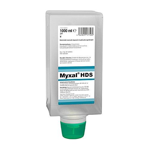 GREVEN Myxal® HDS Antimikrobielle Waschlotion 1L (Antimikrobielle Seife)