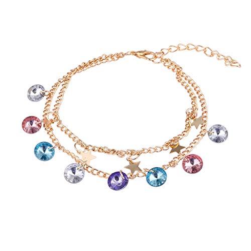 t Pour Femme,Bracelet En Résine de Style Rétro Simple,de Mode Ethnique,Bracelet Créatif Pour Femme Nouveau Vintage Et Beau Mode,Multicolore (A) ()